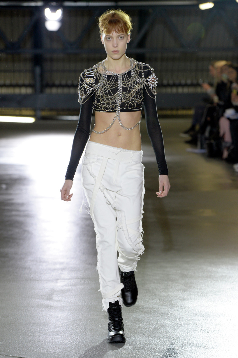 Anne Sofie Madsen AW14 Copenhagen Fashion Week
