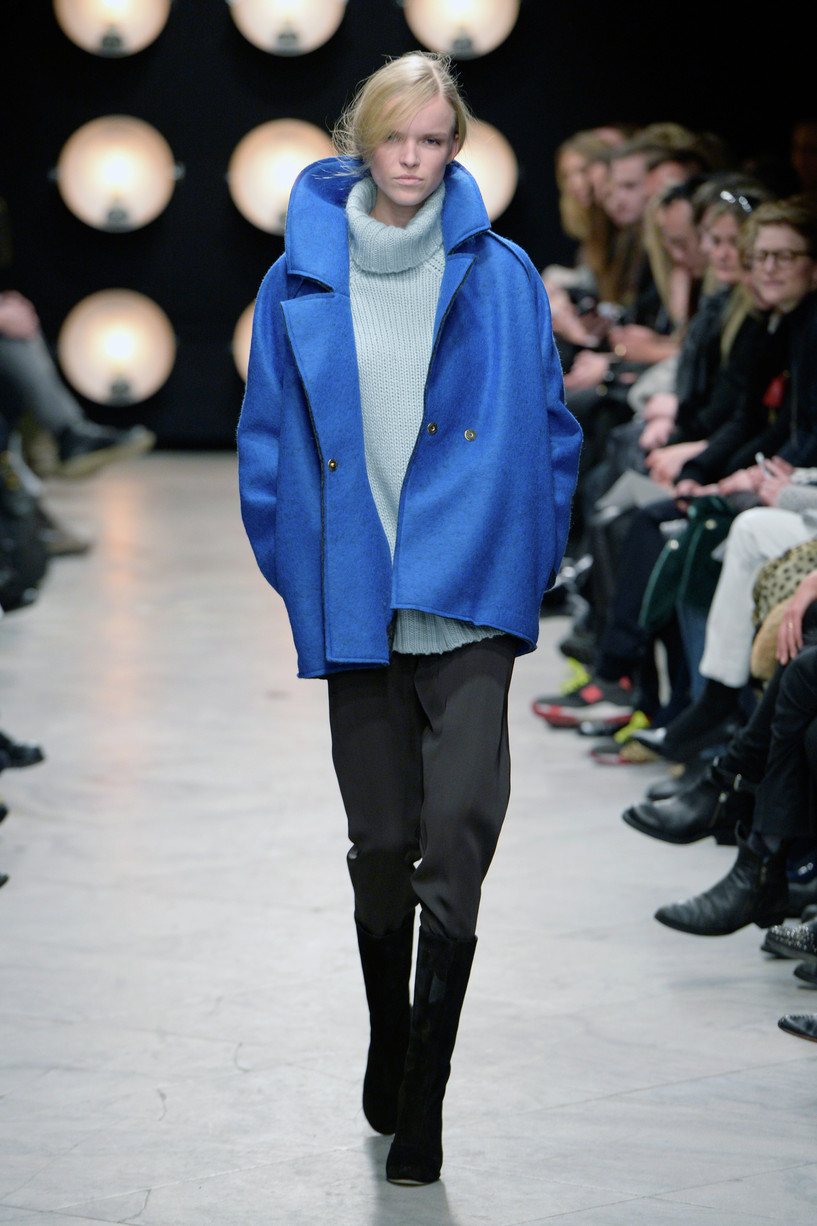 Bruuns Bazar AW14 Copenhagen Fashion Week