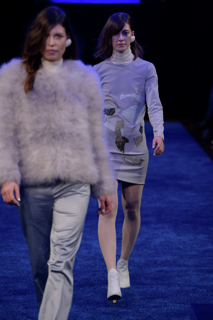 Stine Goya AW14 Copenhagen Fashion Week
