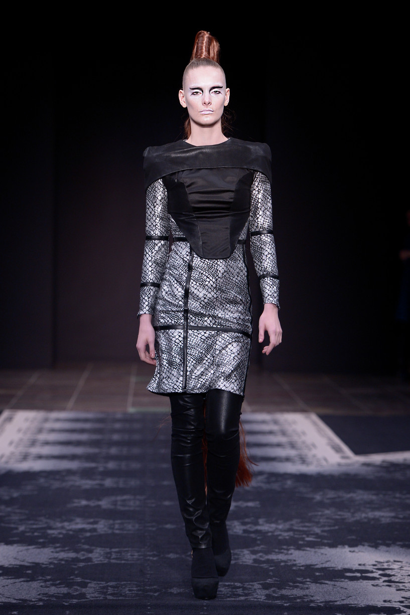 David Andersen Copenhagen Fashion Week AW14